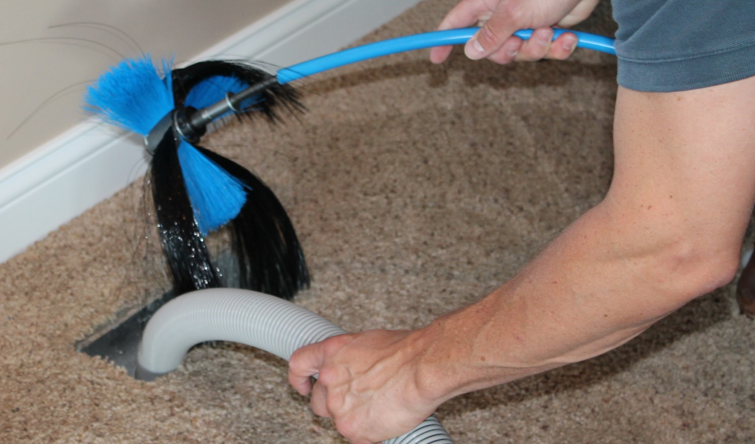 air duct cleaning in the Sarasota Florida area